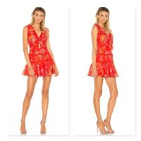 FINDERS KEEPERS | Womens Flicker Mini Dress NEW + TAGS [ Size M or AU 12 / US 8