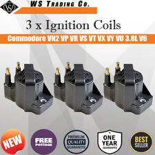3 x Ignition Coils for Holden Commodore VN2 VP VR VS VT VX VY VU Ute 3.8L V6