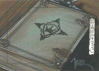 Game of Thrones The Complete Series - Javier Gonzalez Sketch Card