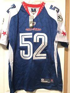 Clay Matthews Reebok 2010 Pro Bowl Stitched Jersey Adult Size 50
