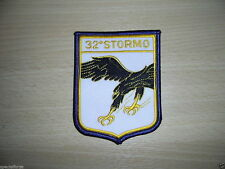 PATCH AERONAUTICA -  32° STORMO