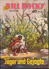 Bill Rocky Nr.89 von 1952 mit Till Eulenspiegel - TOP Z0 ungelesen! ROMANHEFT