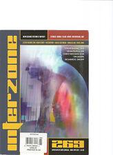INTERZONE MAGAZINE #269 MAR/APR 2017, STORIES, BOOKS, FILMS, NEWS,INTERVIEWS,ART