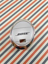 Genuine Bose QC3 QC 3 Replacement Front Plastic Side Cover Part - Silver LEFT