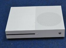 "Microsoft Xbox One S Gaming Console 500GB White  ""CONSOLE ONLY"""