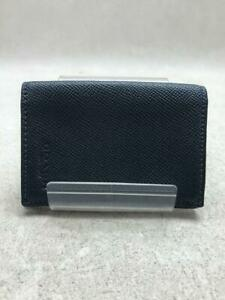 COACH  Polyester  Polyester Blue Fashion Card case 1314 From Japan