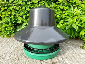 King Poultry, Chicken, Pheasant Feeder for Outdoor & Indoor  25kg Small Holder