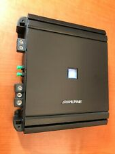 Alpine MRV-M500 500W V-Power Amplifier (new, open box) with 4AWG wiring kit!