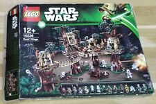 Boite Vide Lego Star Wars Ewok Village 10236
