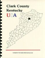 KY~CLARK COUNTY KENTUCKY~WINCHESTER~DANIEL BOONE~HISTORY/GENEALOGY: 3 SOURCES
