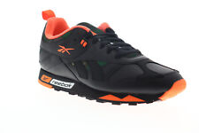 Reebok Classic Leather RC 1.0 FW2567 Mens Black Low Top Sneakers Shoes