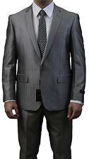 Vitarelli Silver Shark Skin Suit