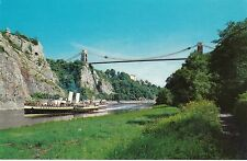 Clifton Suspension Bridge & Gorge, BRISTOL, Gloucestershire