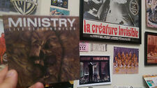 MINISTRY - LIVE NECRONOMICON CD (Jourgensen)Stigmata Thieves (Lard Jello Biafra)