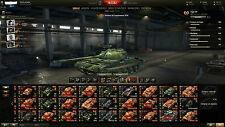 World of Tanks Type59+21TIER X+M60+VK7201+E25+M4190B+T26E4+MK46KR+T95CHIEFTAIN