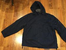 M&S - Blue/Grey Reversable Coat (XXL)