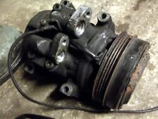 Air conditioning compressor, Mazda MX-5 1.6 mk1, R12, Eunos MX5, 1989-93, USED