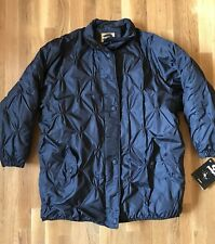 Fox Run Men's Down Jacket Black Size Medium