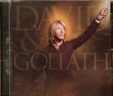 David and Goliath - THE MUSICAL - CD - NEW