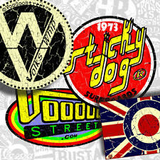 SURF Hot Rod Sticker Pack by Voodoo STREET ™