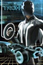 TRON LEGACY ~ SAM SOLO LIGHT RUNNER ~ 24x36 MOVIE POSTER! ~ NEW/ROLLED!
