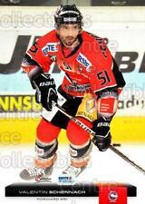 2012-13 Erste Bank Eishockey Liga EBEL #257 Valentin Schennach