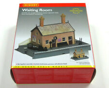 R8001 Hornby 00 Gauge Model Railway Waiting Room Building Kit New & Boxed