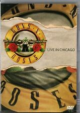 Guns N' Roses ‎DVD Live In Chicago Brand New Sealed