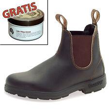 Blundstone 500 Farm & Country Chelsea Boots Stiefel Stiefeletten | + Lederpflege