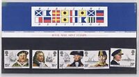 GB Presentation Pack 136 1982 Maritime Heritage 10% OFF 5