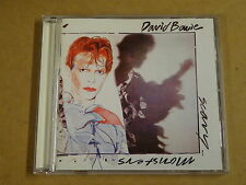 CD / DAVID BOWIE ‎– SCARY MONSTERS