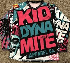 Kid Dynamite Apparel Co Arizona BMX Jersey LS Shirt - Men's Large