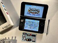 MONSTRE Zelda THEME Nintendo 3ds XL 180 Games 200 Giga Retrogame World Twilight