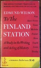 To the Finland Station, by Edmond Wilson, Vintage Paperback
