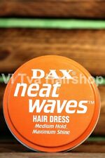 DAX Neat Waves Hair Dress Pomade | Medium Hold - Medium Shine | Hair Dressing