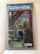 Walking Dead Cgc 106 9.8 Infinity And Beyond Edition