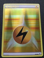 POKEMON TCG: XY GENERATIONS LIGHTNING ENERGY 78/83 COMMON REVERSE