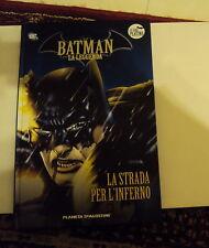 BATMAN LA LEGGENDA NR 28 LA STRADA PER L'INFERNO.  nuovo