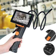 "4.3"" Monitor+ 8.5mm Inspection Borescope Camera Endoscope Pipe Car Repair Tool"