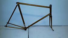 Vintage steel  track, mercian, holdsworth, carlton ? bike frame . large.