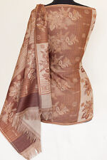 Discover Jamavar Wool Shawl with Aristocratic Heritage Wool, Paisley Wrap