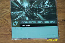 RAVERS ON DOPE, CD SINGLE
