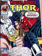 Capitan America & Thor n°8 1995 ed. Marvel Italia  [G.170]