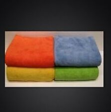NEW Spotless Super Absorbent Microfiber Cleaning Cloths 1 Set of 4 Antibacterial