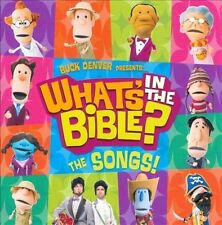 Phil Vischer : Buck Denver Asks..Whats In The Bible - T CD