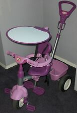 Little Tikes 3 in 1 Purple and Pink Trike Girls Bike  -Local NYC Pick-up Only