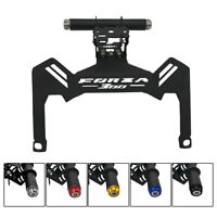 CNC For Honda Forza 300 250 125 Motorcycle GPS Bracket Stand Holder Phone Plate