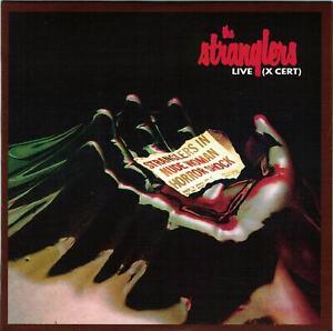 The Stranglers - Live (X Cert) (CD)
