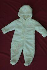 Zip Zap Bebé Niñas Traje para nieve 9 meses