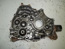 2008 SUZUKI KING QUAD 750 4WD ENGINE CASE MOTOR HOUSING CRANK CORE